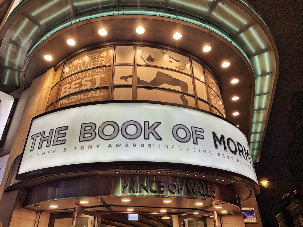 The Book of Mormon.  by cocobella