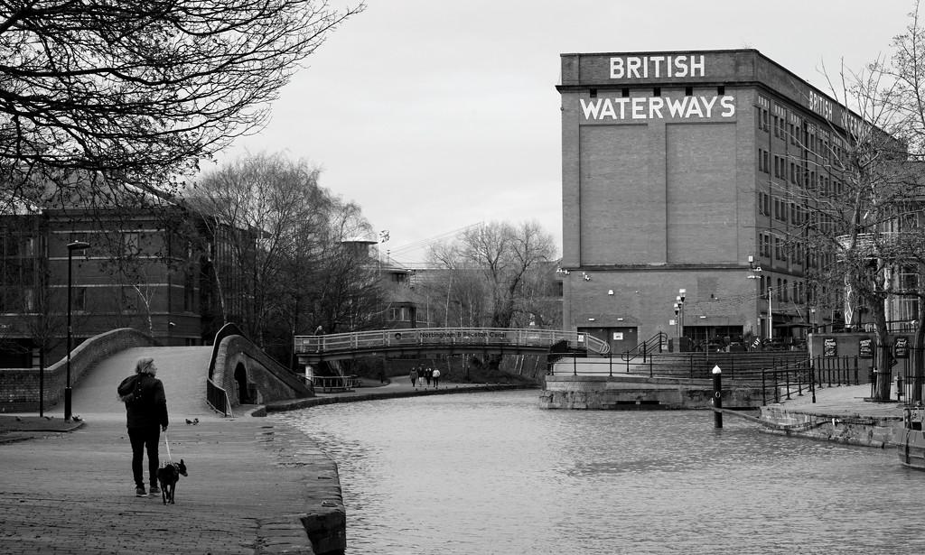 Urban Walk - Nottingham Beeston Canal  by phil_howcroft