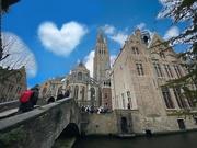 23rd Feb 2020 - Love Bruges