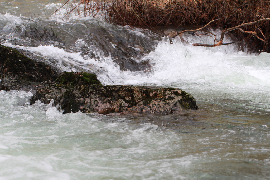 rushing river by callymazoo