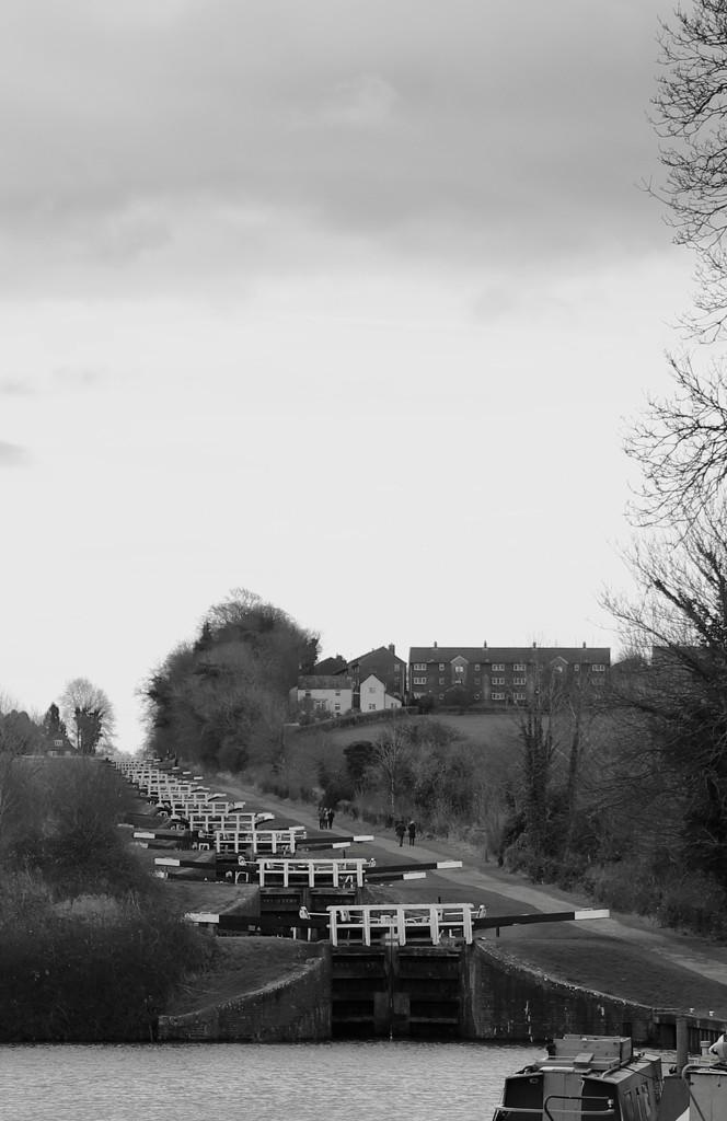 Caen Hill by phil_sandford