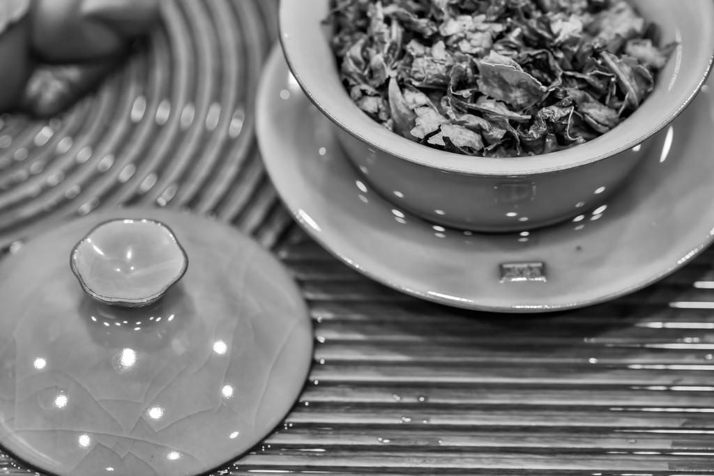 My favorite tea leaf by samae