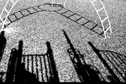 23rd Feb 2020 - Shadows on the Playground