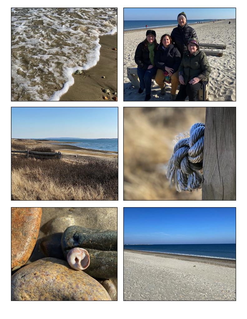 Duxbury Beach, Duxbury, Massachusetts by berelaxed
