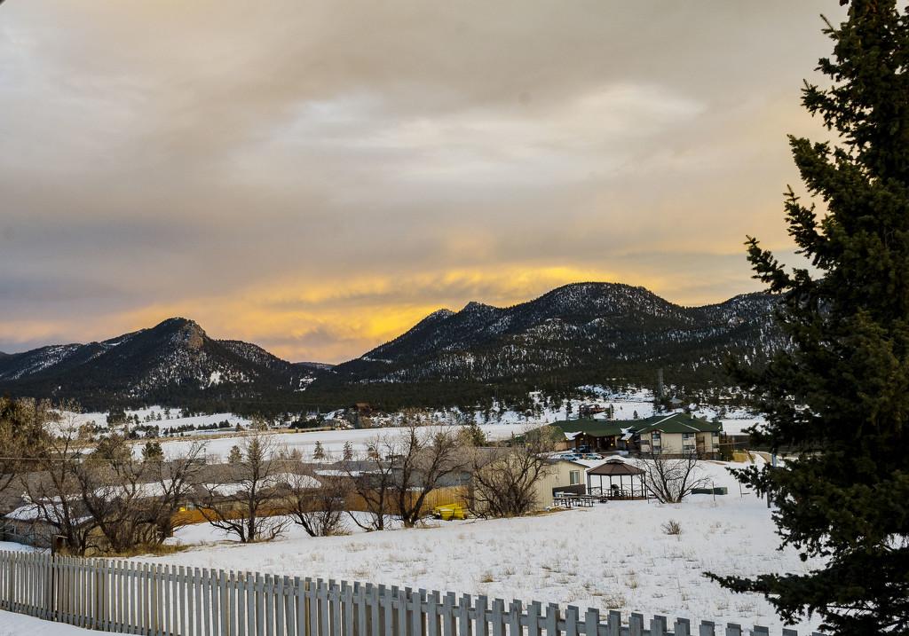 Colorado Sunset by ggshearron