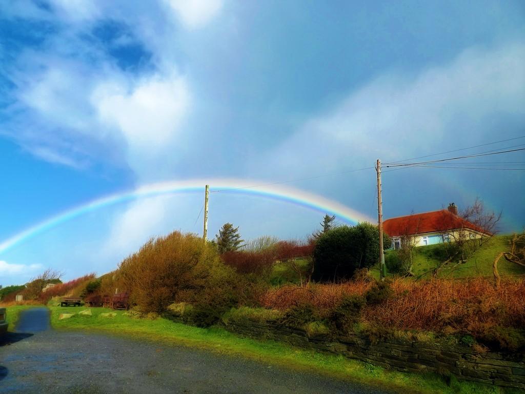Somewhere over the Rainbow  by ajisaac