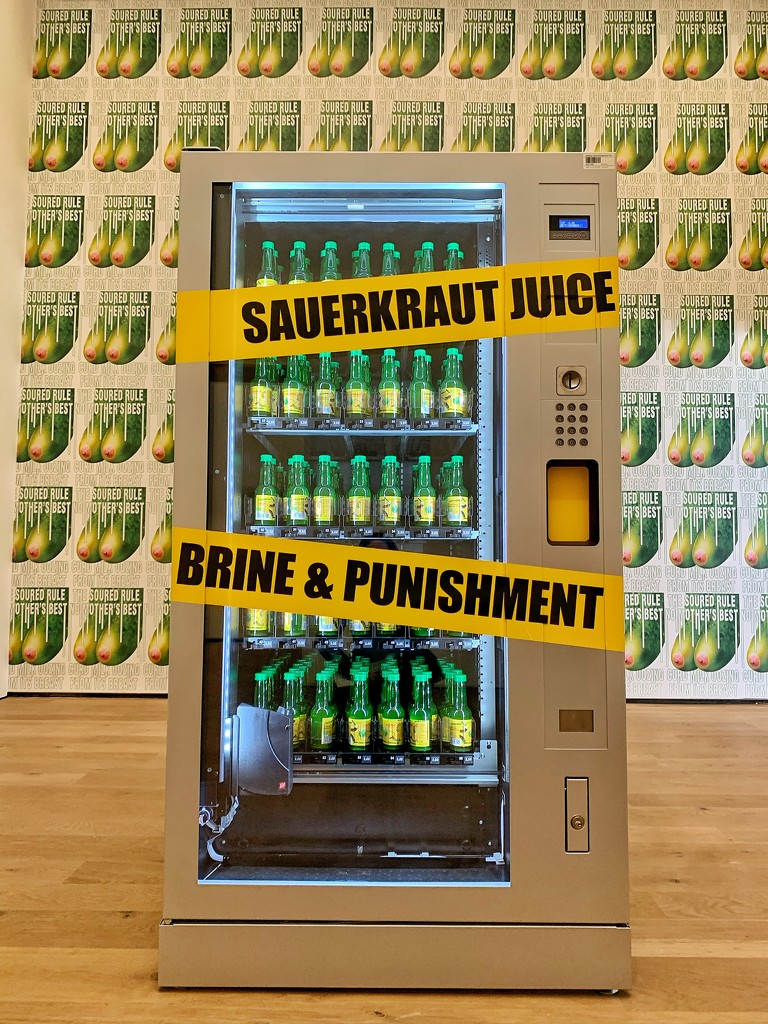 Sauerkraut juice by cocobella