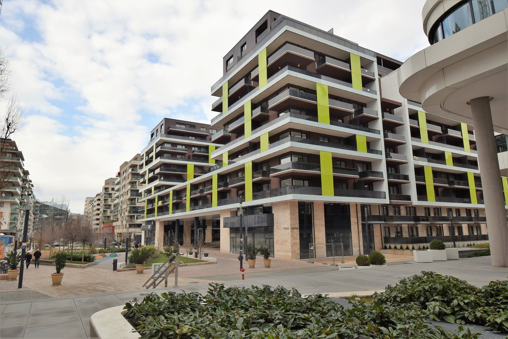Renewable city quarter by kork
