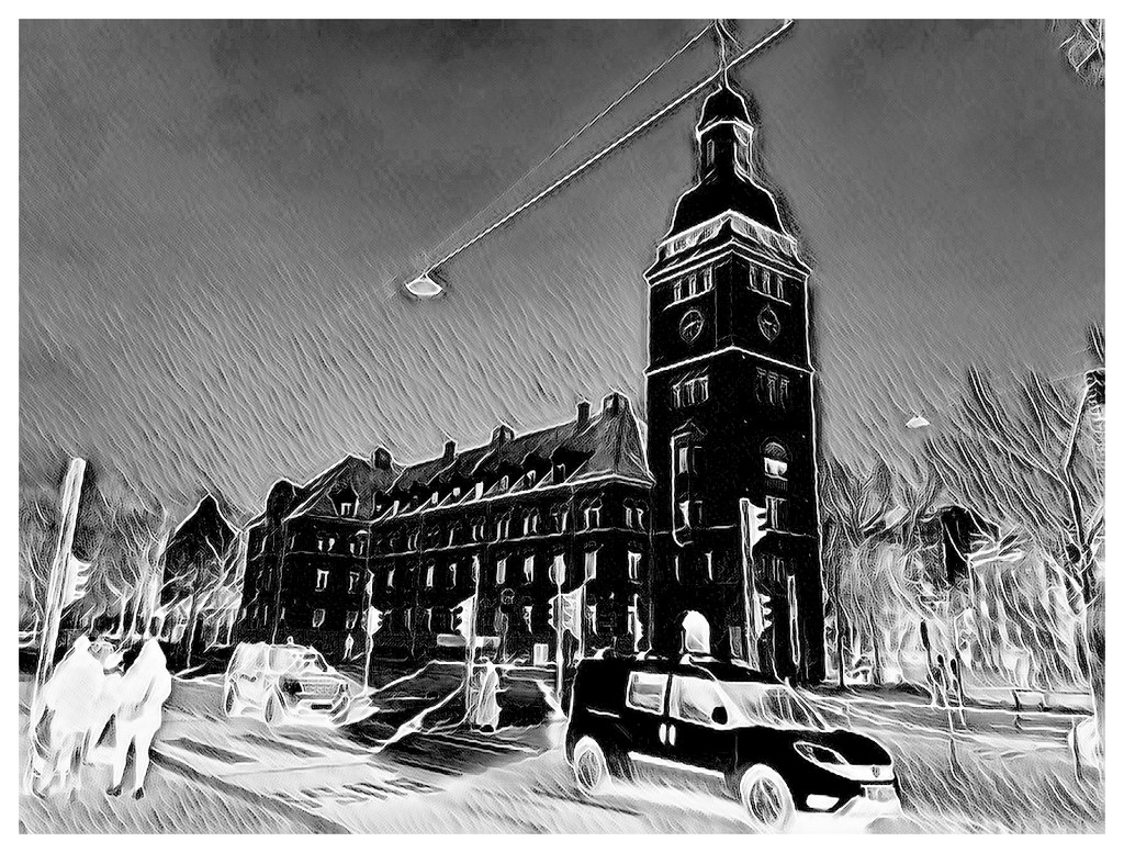 The Hospital... by bankmann