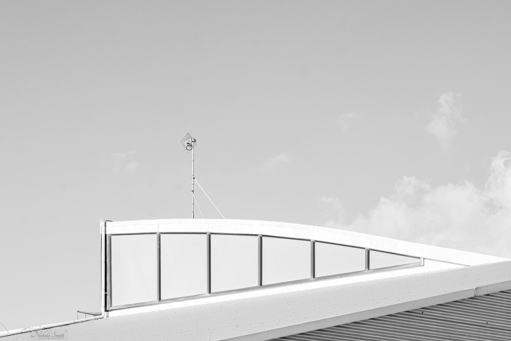 Arched Skylight by nickspicsnz