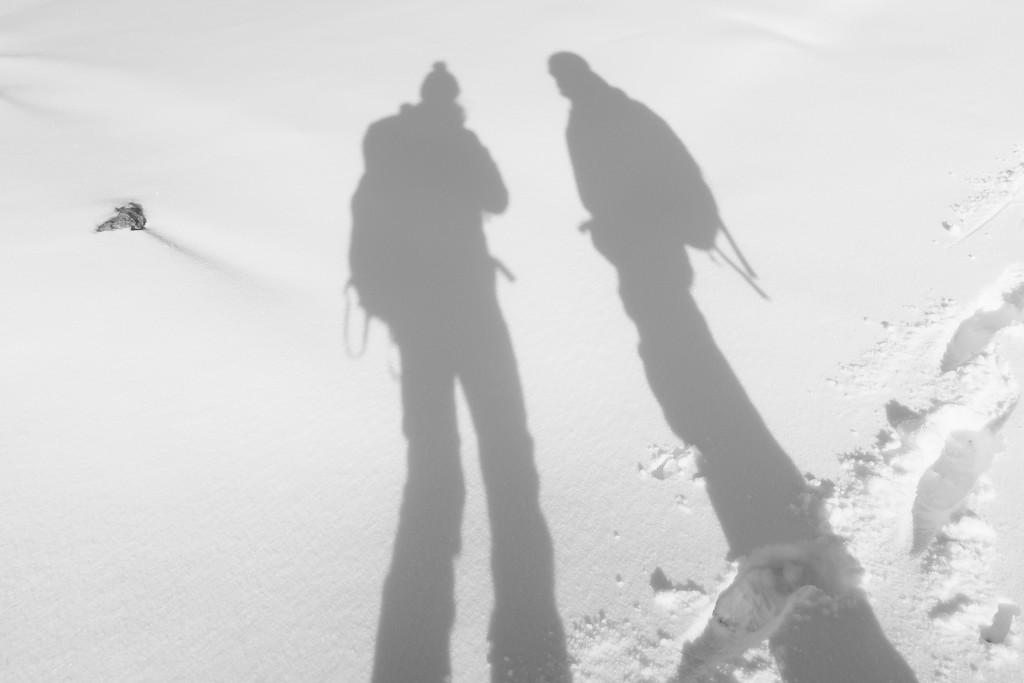 High Key - Sun and Snow   by jamibann