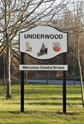 16th Feb 2020 - Underwood