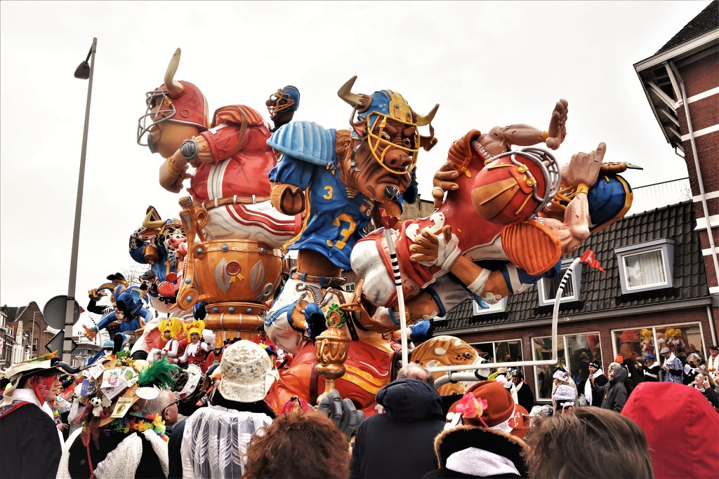 Carnaval III by madeinnl