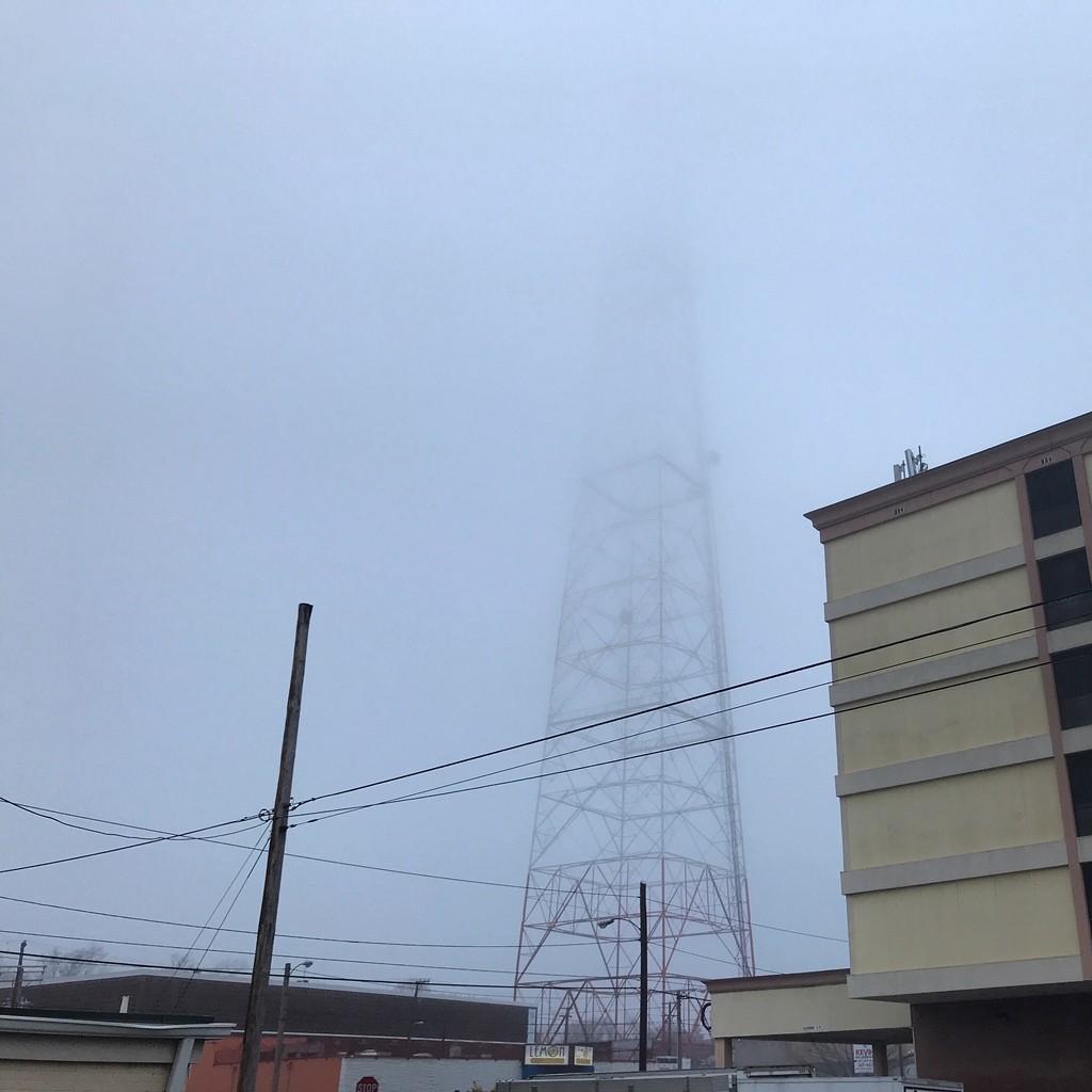 Fog Alert for Richmond by allie912