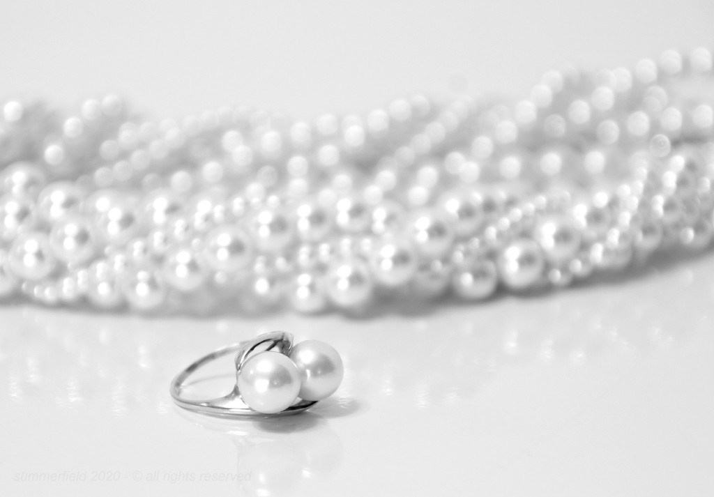 pearls are a girl's best friend by summerfield