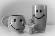 27th Feb 2020 - High key Smiley Cup and family