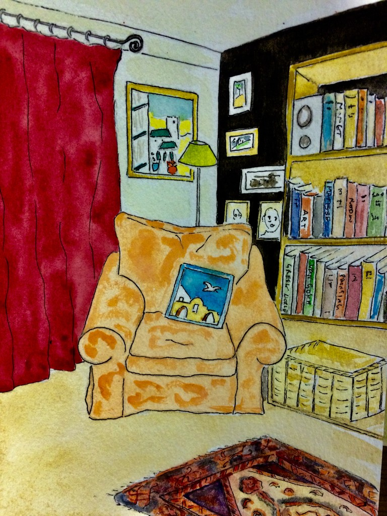 Another of Jane's paintings! by snowy