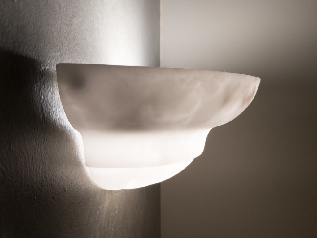 Scant Sconce by mallocarray