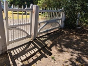 28th Feb 2020 - The Missionary Cemetery Gates