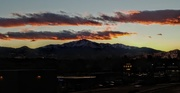 25th Feb 2020 - Pikes Peak at Sunset