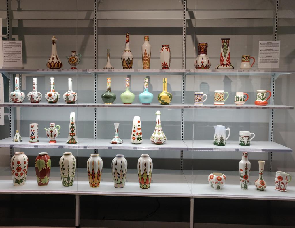 Finnish Ceramics at Design Museum by annelis