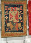 15th Jan 2020 - An old Bridal rug - Morsiusryijy at Design Museum