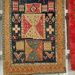 An old Bridal rug - Morsiusryijy at Design Museum