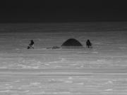 28th Feb 2020 - Looks more like an iglo than fishing hut