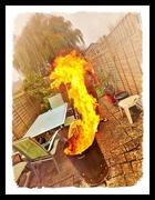 28th Feb 2020 - Light my fire
