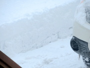 29th Feb 2020 - Wow so much snow