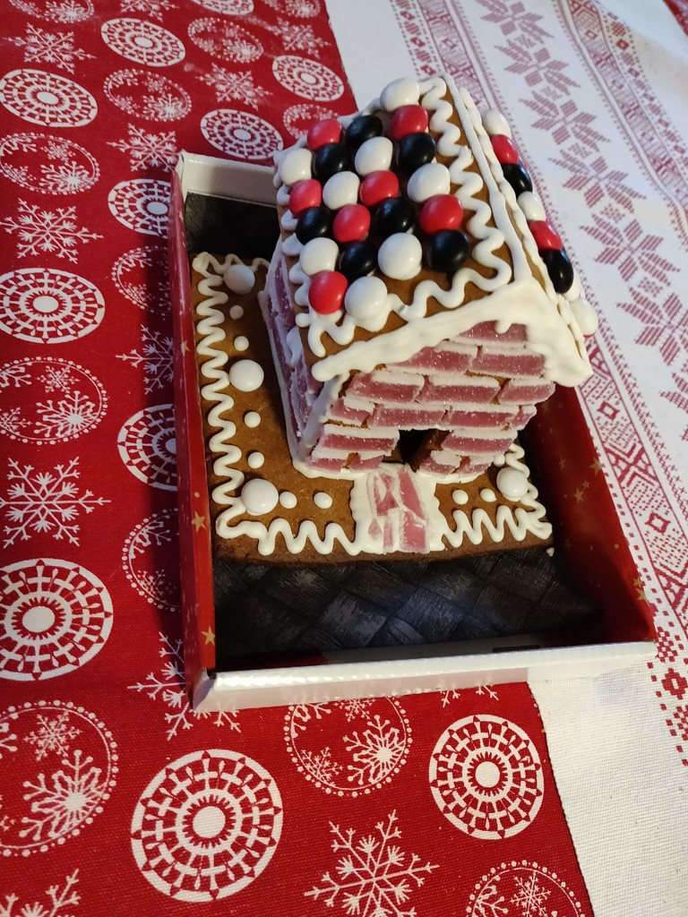Gingerbread house (Piparitalo) by annelis