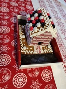 18th Jan 2020 - Gingerbread house (Piparitalo)