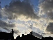 23rd Feb 2020 - Clouds