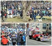 29th Feb 2020 - Political Rally