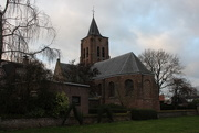 1st Mar 2020 - Church of the village Waarde.