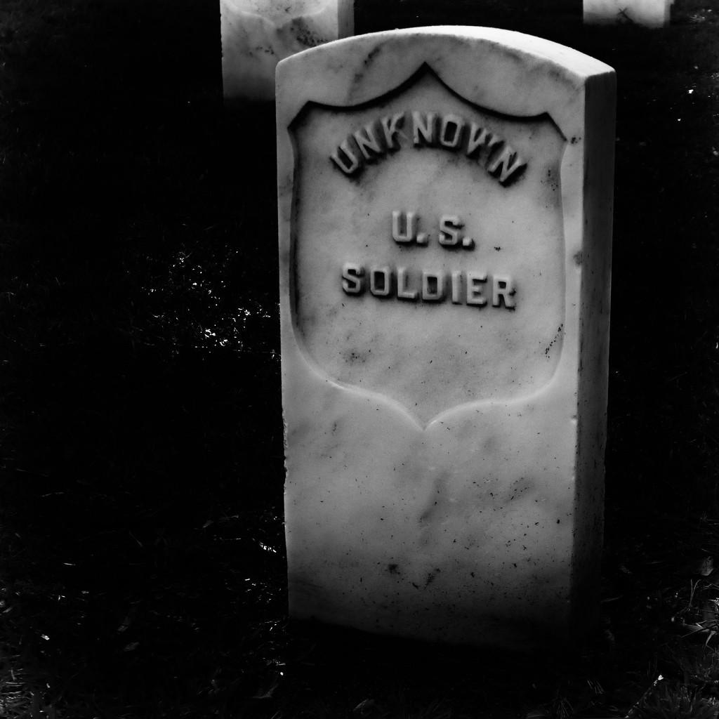 An unknown soldier by eudora