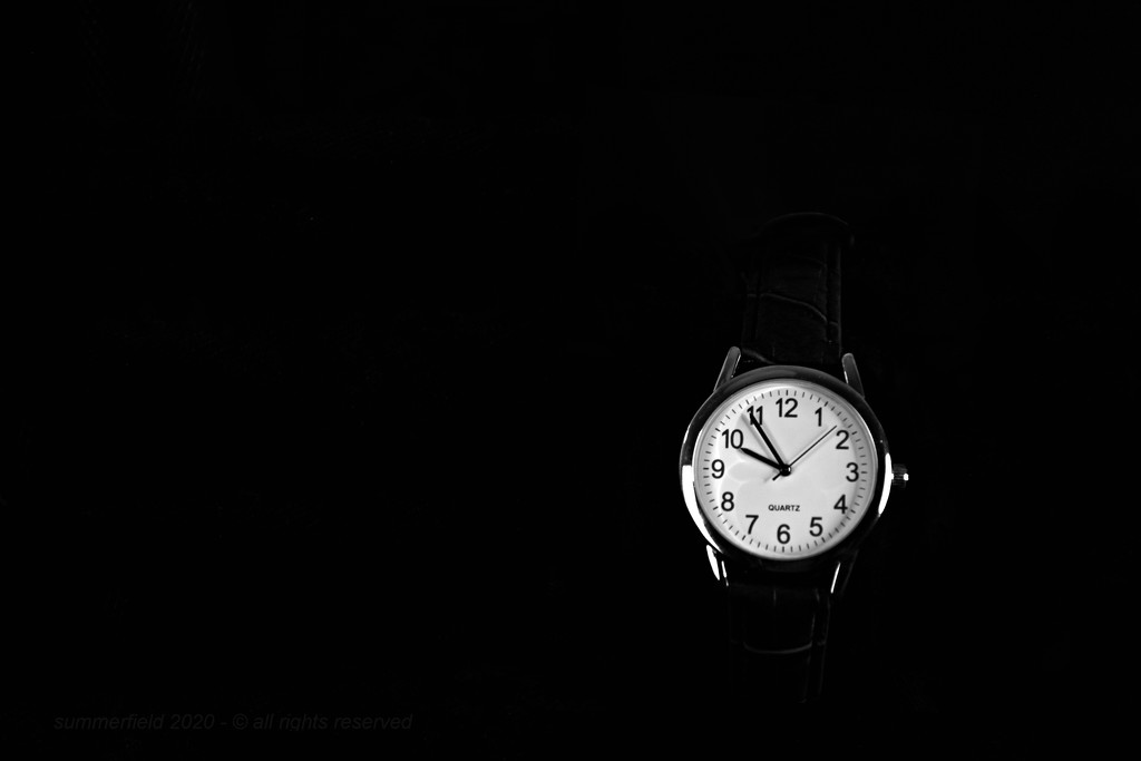 where does the time go? by summerfield
