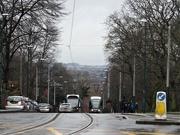28th Feb 2020 - Trams