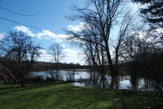 1st Mar 2020 - Blue Skies and Flooding
