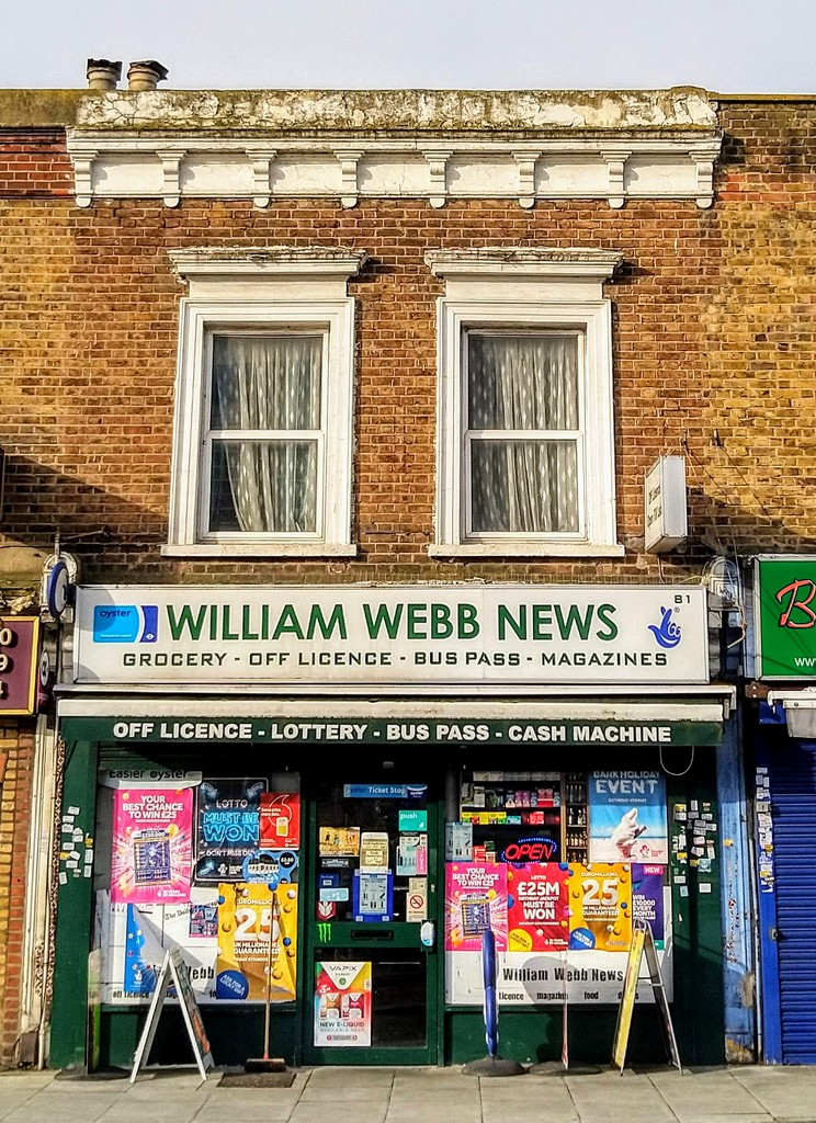 William Webb News by boxplayer