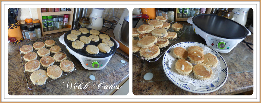 Welsh Cakes by beryl