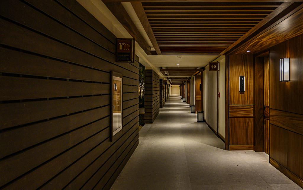 Inviting Hallway by taffy