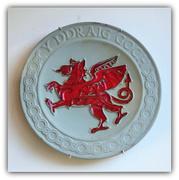 2nd Mar 2020 - Y Ddraig Goch  ( the Red Dragon of Wales )