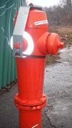 3rd Mar 2020 - Orange Fire Hydrant
