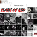 February Flash of Red 2020