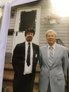 5th Mar 2020 - Uncle Ron and Grandpa Kenneth