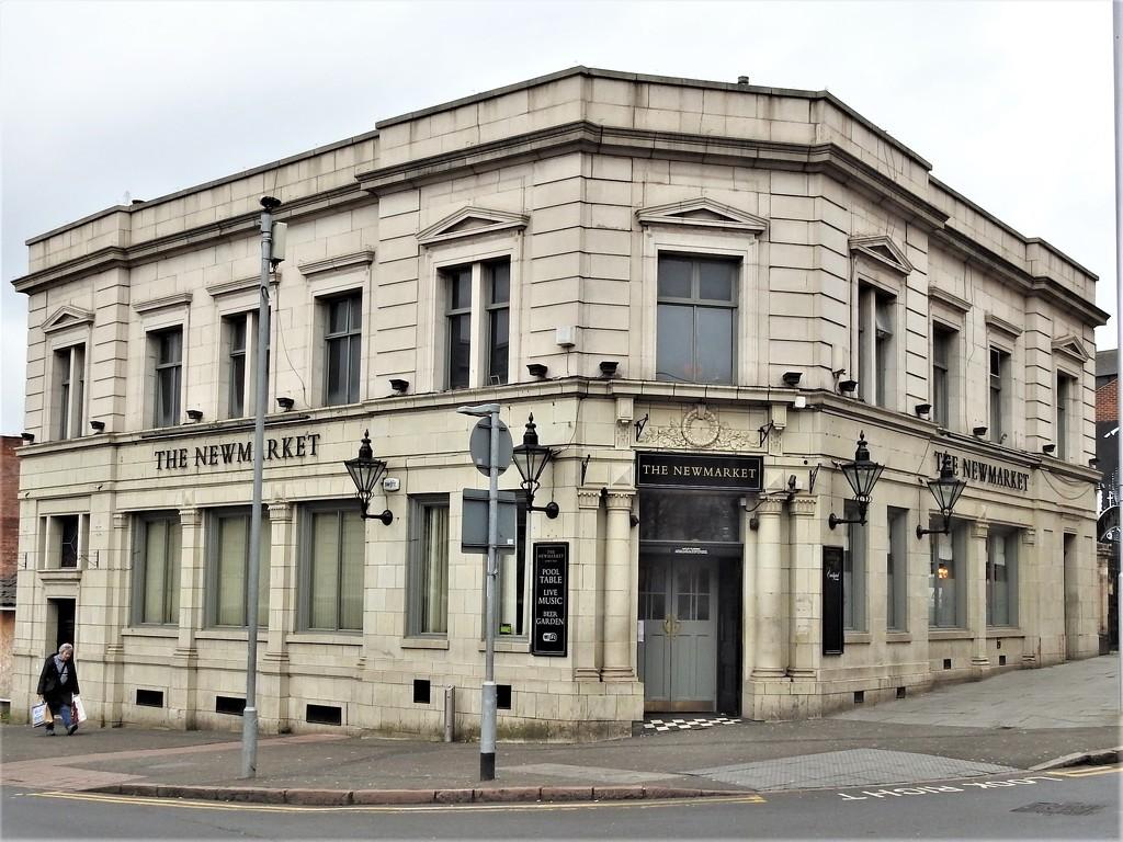 Newmarket Pub by oldjosh