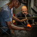 The glass blower by mv_wolfie