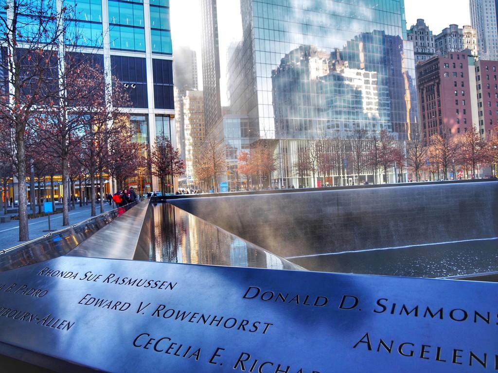 9/11 Memorial by suesmith