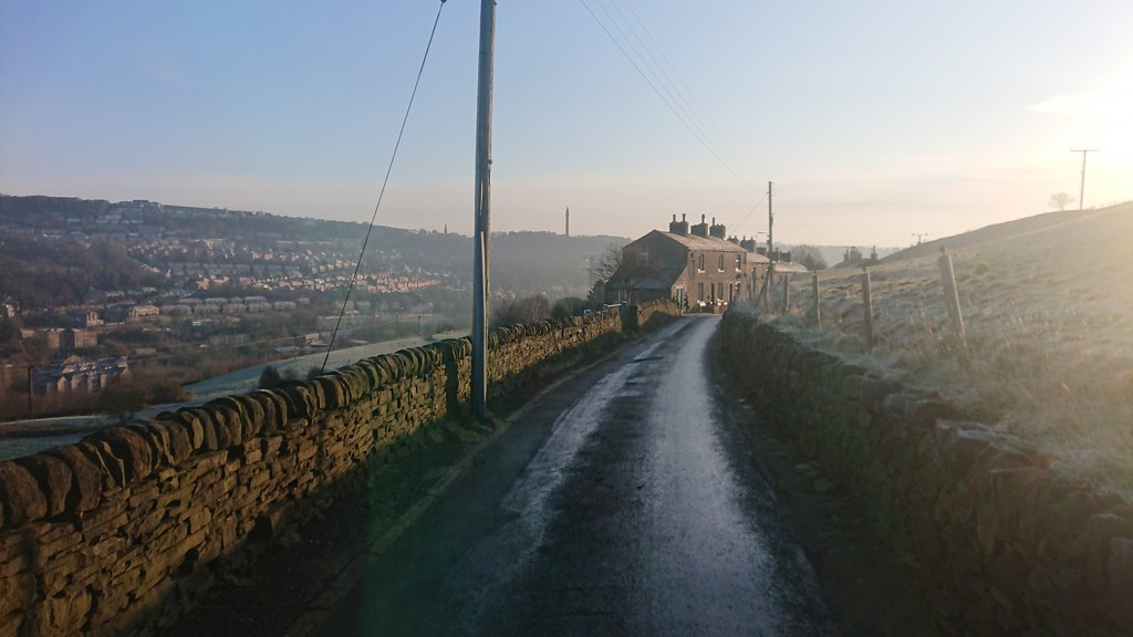 The road to work...  by peadar
